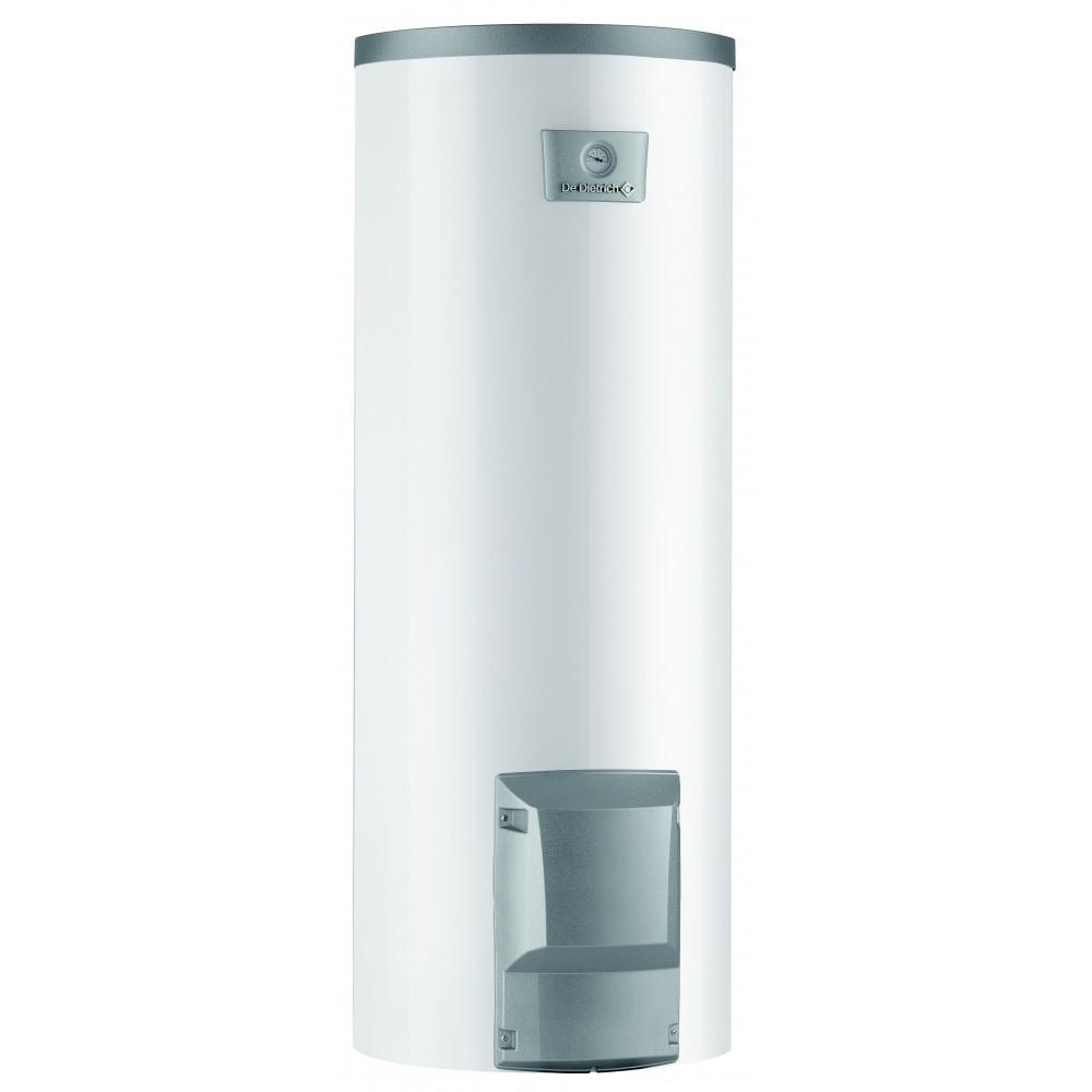 Бак водонагреватель De Dietrich BPB 150, косвенный нагрев, эмалированная сталь, 150 л…