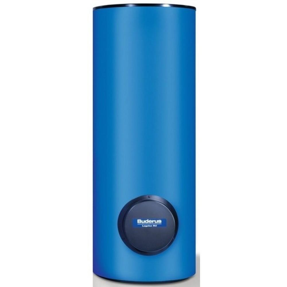 Бак водонагреватель Buderus Logalux SU 400/5W, косвенный нагрев, возможность дополнительного нагрева, эмалированная…