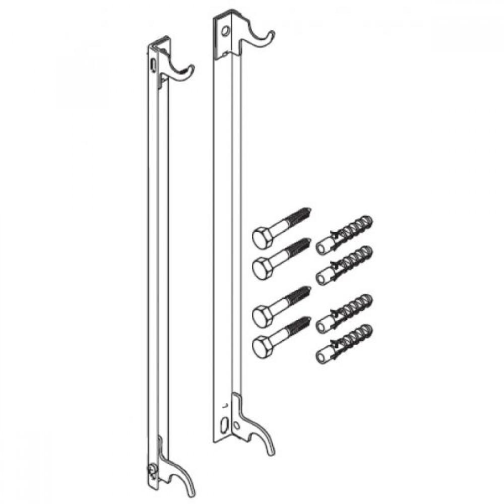 Настенный кронштейн EM , для радиаторов H400,типы 10,11,…