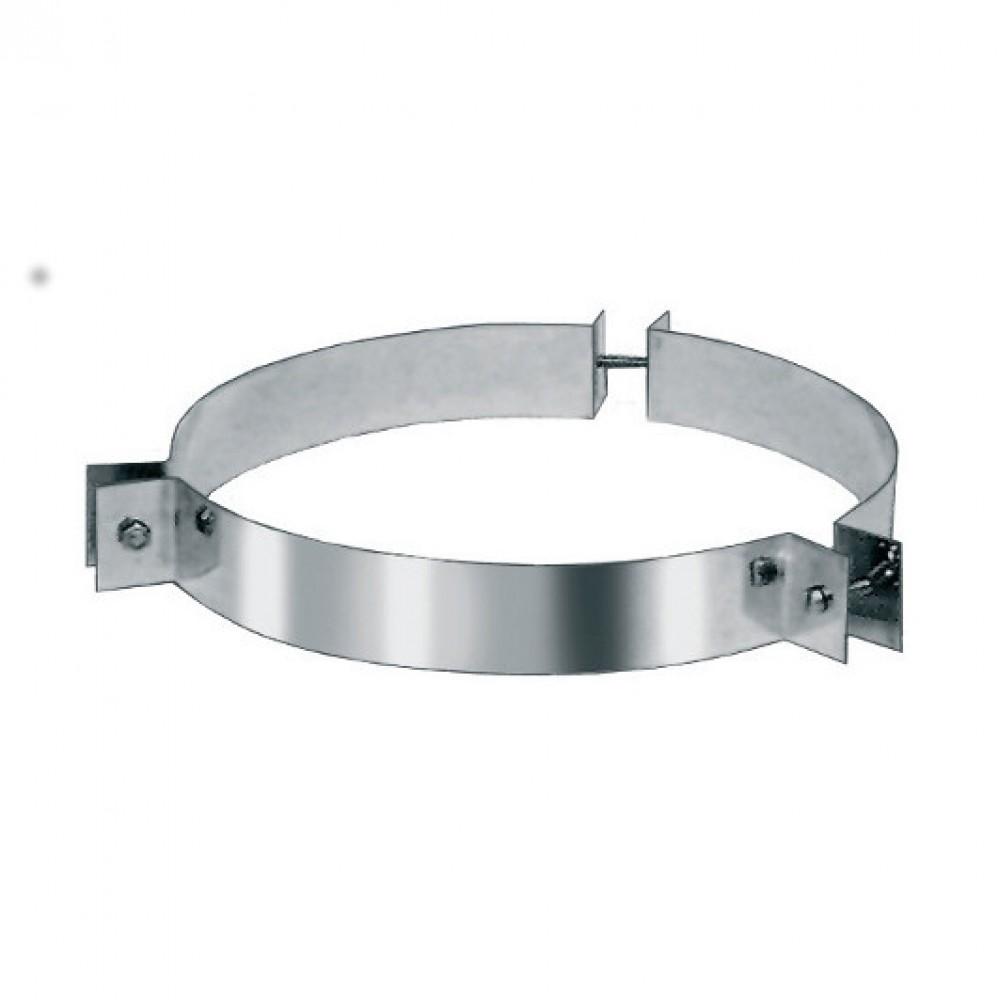 Крепление растяжки Bofill BVDP Ø 125 мм, утепленное, нерж сталь…