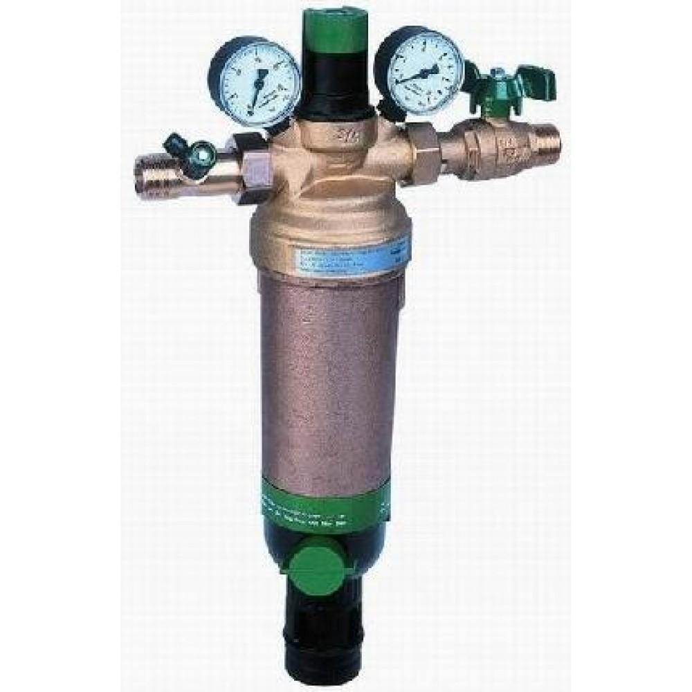 Комбинированный фильтр очистки воды Honeywell HS10S 3/4 AAM, для горячей воды…