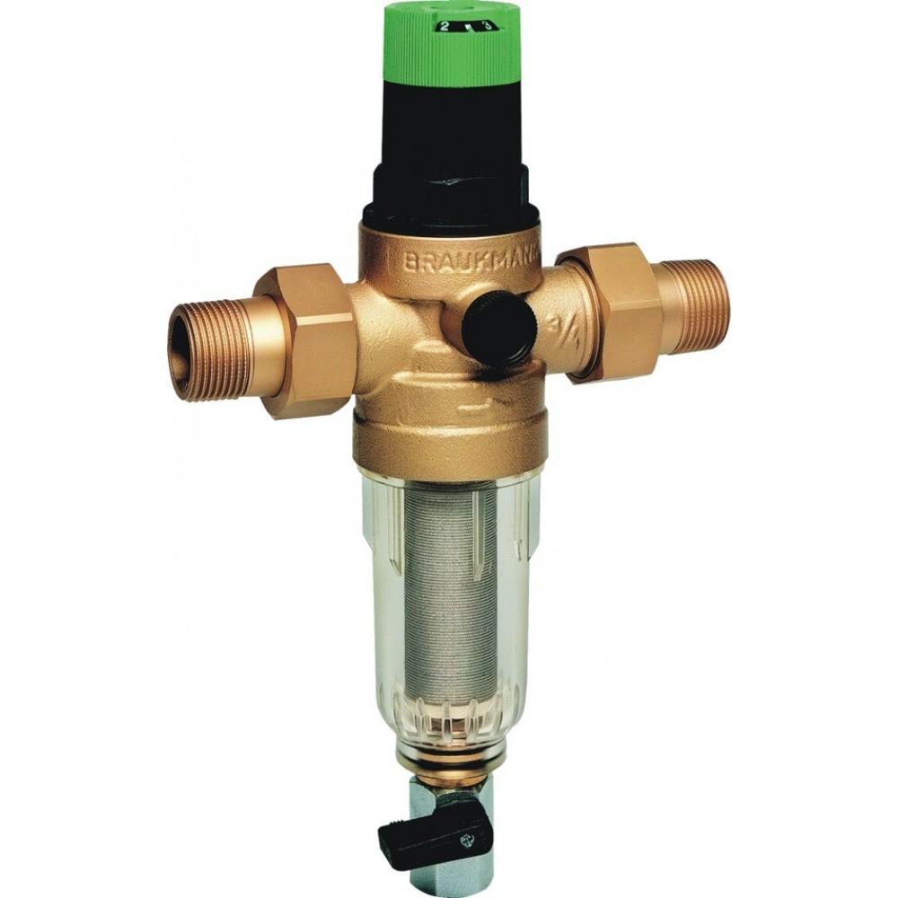 Комбинированный фильтр очистки воды Honeywell MiniPlus-FK06-1/2 AA, для холодной воды…