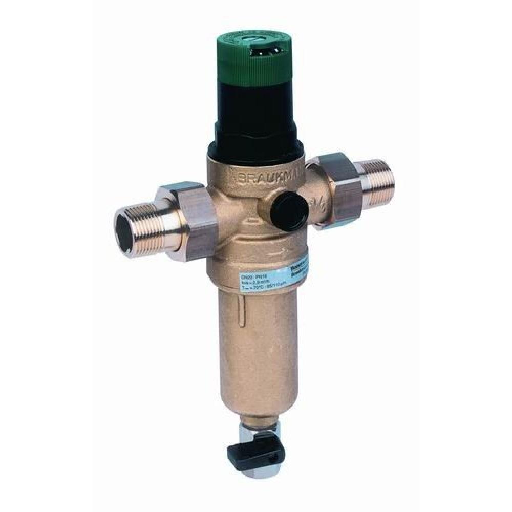 Комбинированный фильтр очистки воды Honeywell MiniPlus-FK06-3/4 AAM, для горячей воды…