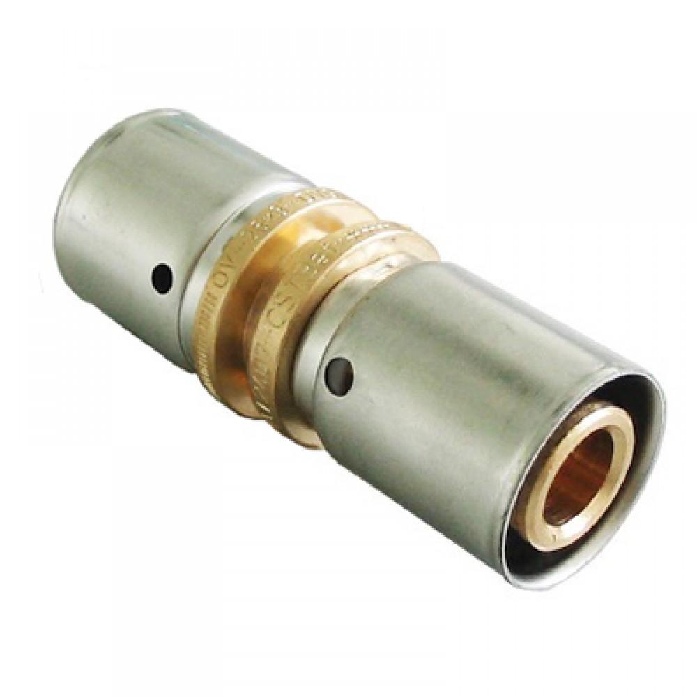 Муфта Oventrop Cofit P Ø 50, латунь/нерд сталь…