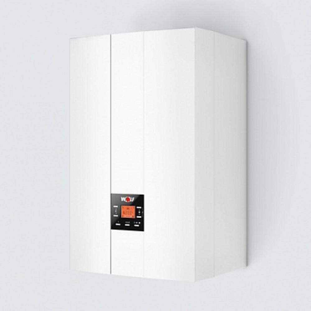Котел газовый конденсационный Wolf FunctionLine FGB-К-35, 35 кВт/ч, двухконтурный…