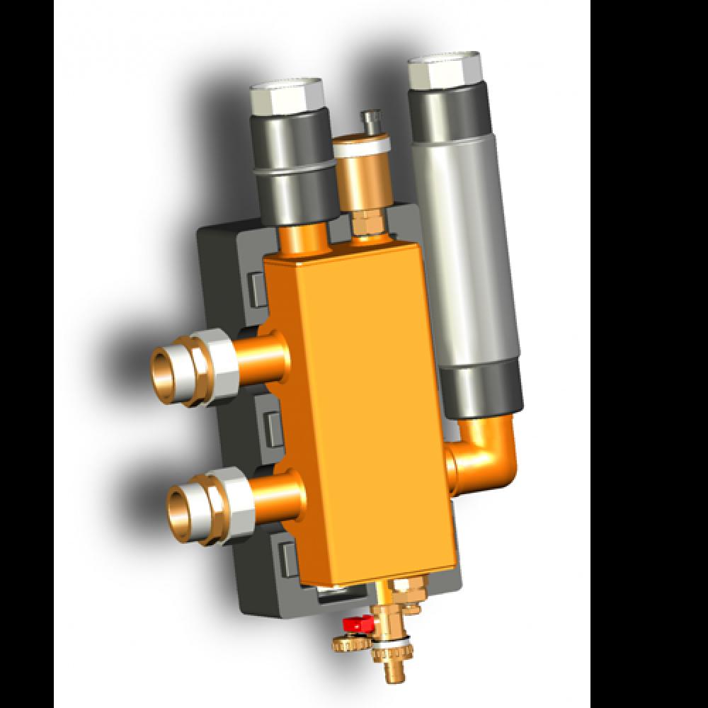 Гидравлическая стрелка Meibes МНK 32 (3 м3/час, 85 кВт при 25 °С), DN…