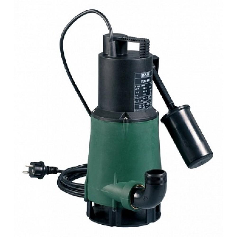 Насос канализационный Dab Feka 600 T-NA, 3x400 В, 1000 Вт, технополимер…