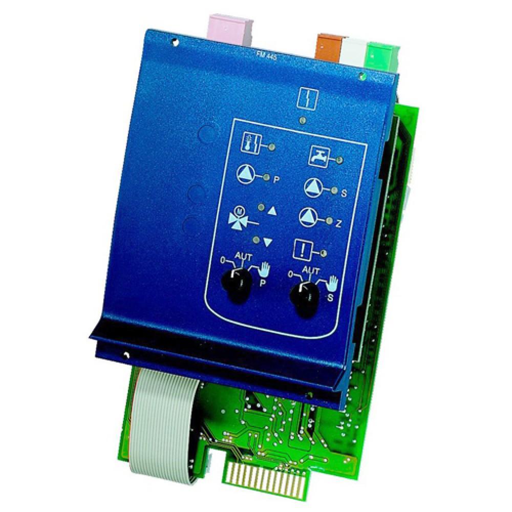 Функциональный модуль FM446, с системой управления EIB-BUS…