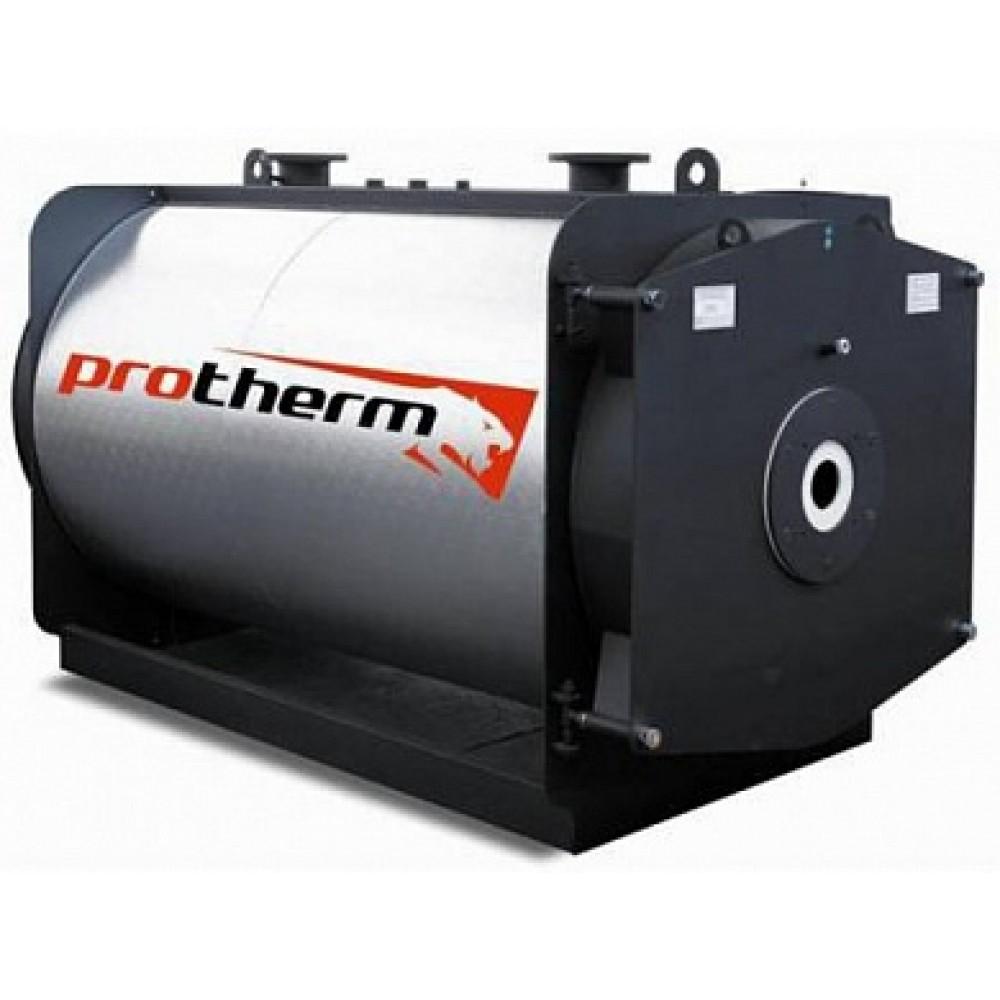 Котел надувной стальной Protherm Бизон NO-350, 350 кВт/ч (ДШВ, мм: 1940х900х1180, мощность 350 кВт/ч, Ø дымохода 250 мм, горелка:…