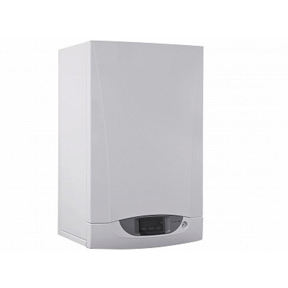 Котел газовый Baxi NUVOLA-3 B40 240 Fi, 24 кВт/ч, с закрытой камерой сгорания, двухконтурный, встроенный бойлер 40 л…