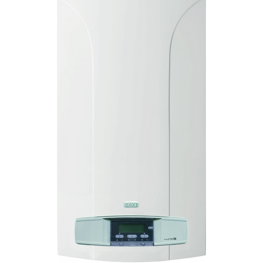 Котел газовый Baxi LUNA-3 310 Fi, 31 кВт/ч, с закрытой камерой сгорания, двухконтурный…