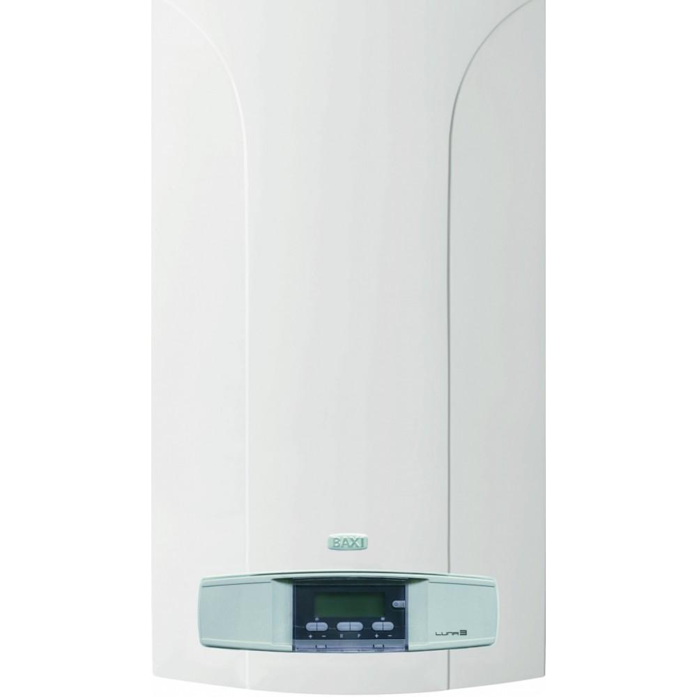 Котел газовый Baxi LUNA-3 1.310 Fi, 31 кВт/ч, с закрытой камерой сгорания, одноконтурный…