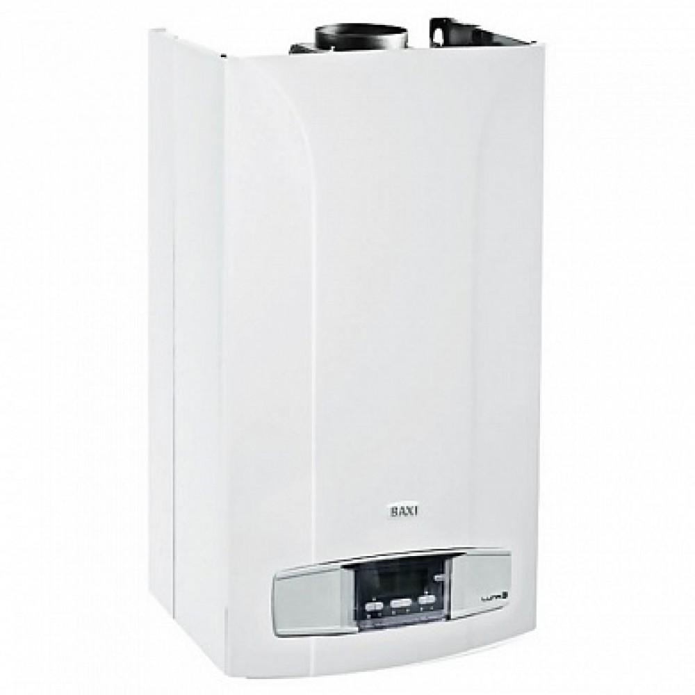 Котел газовый Baxi LUNA-3 280 Fi, 28 кВт/ч, с закрытой камерой сгорания, двухконтурный…
