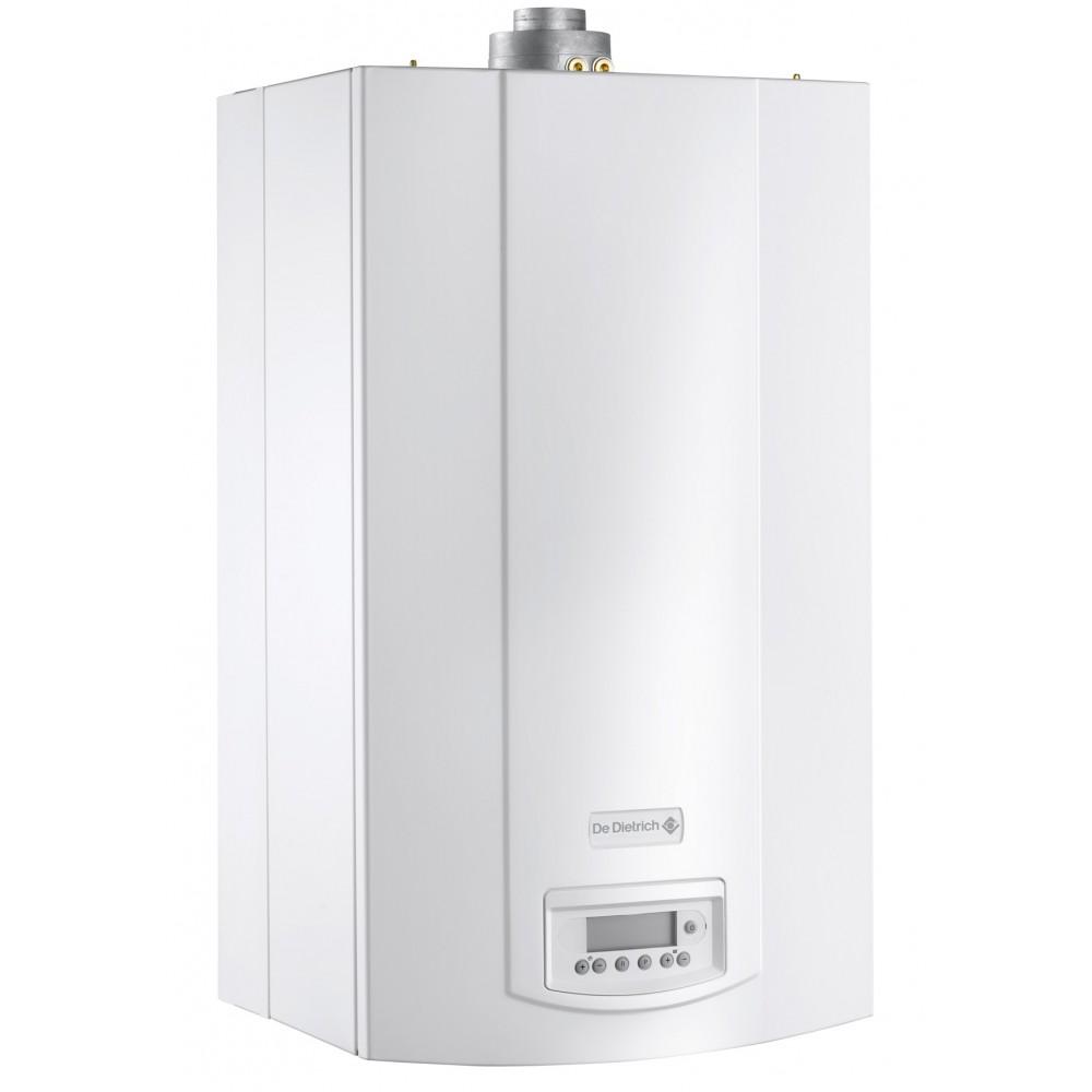 Котел газовый  De Dietrich Zena Plus MSL 24 MI, 24 кВт/ч, с открытой камерой сгорания,…