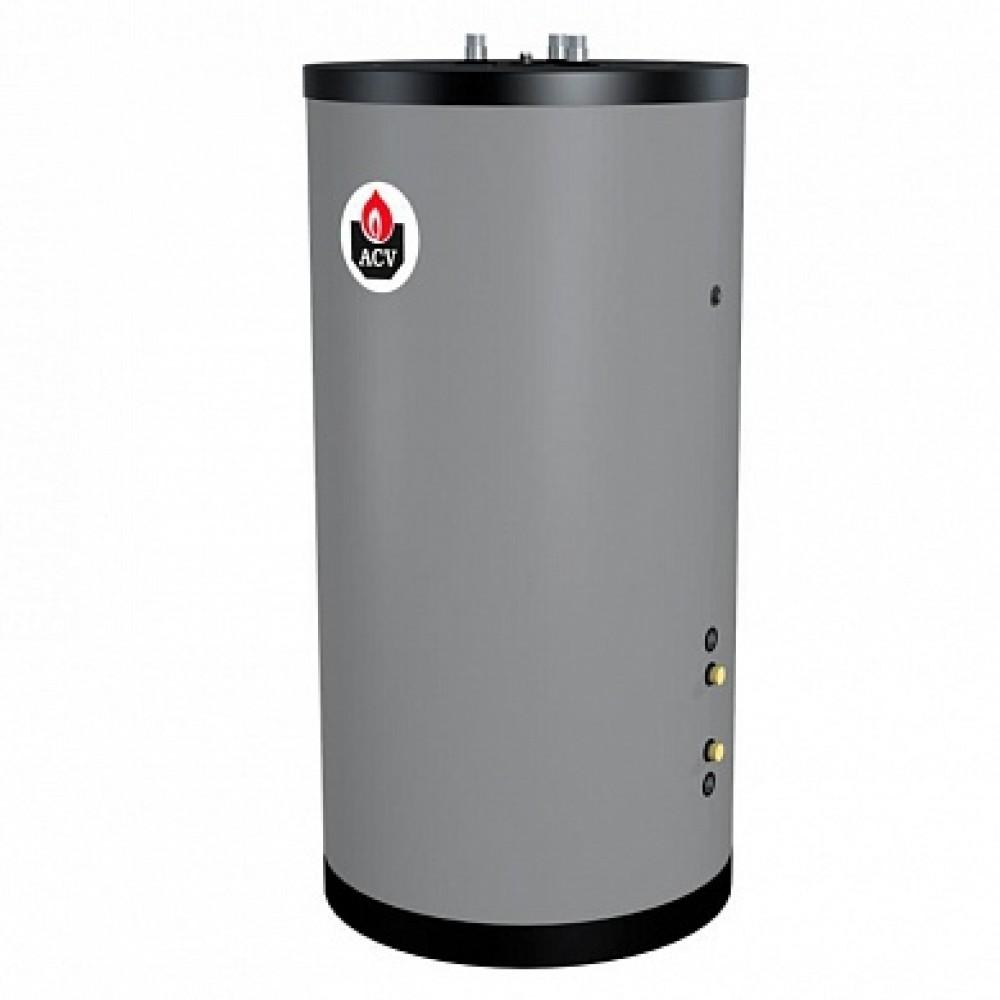 Бак-водонагреватель ACV Smart SLE, 210, косвенный нагрев, возможность дополнительного нагрева, нержавеющая сталь, 203…