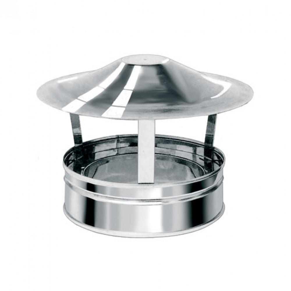 Дефлектор Bofill SDP Ø 80 мм, утепленный, нерж…