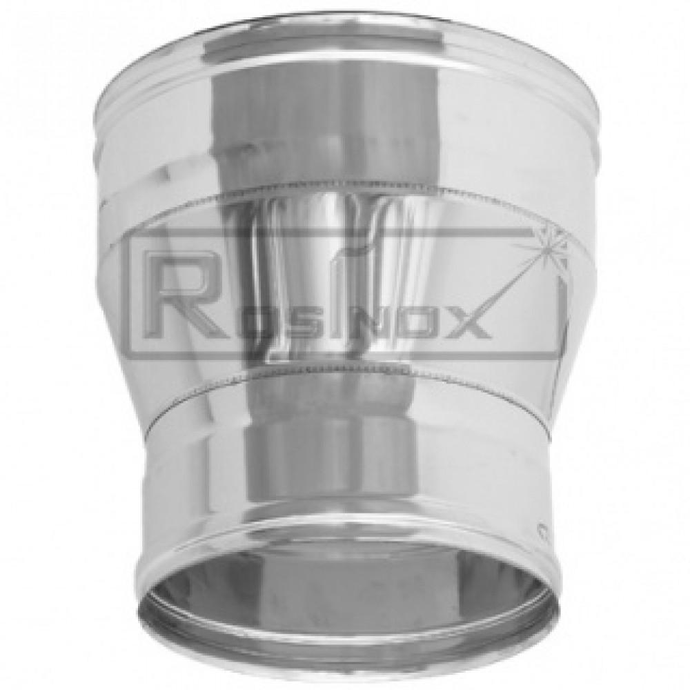 Адаптер котла переход Rosinox 1А-П Ø 130х110 мм…