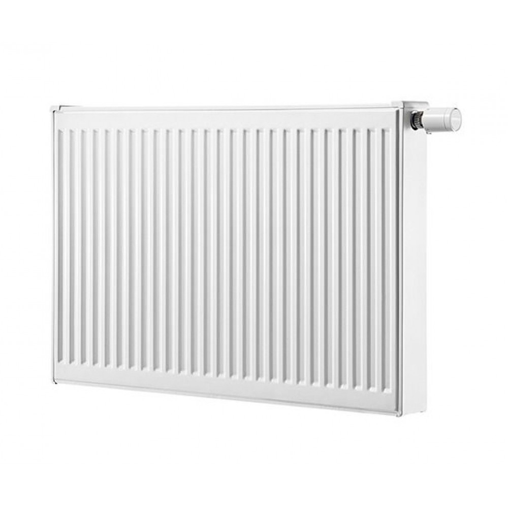 Радиатор отопления стальной панельный Buderus Logatrend K-Profil 10 500 1400, боковое подключение, 1184 Вт…