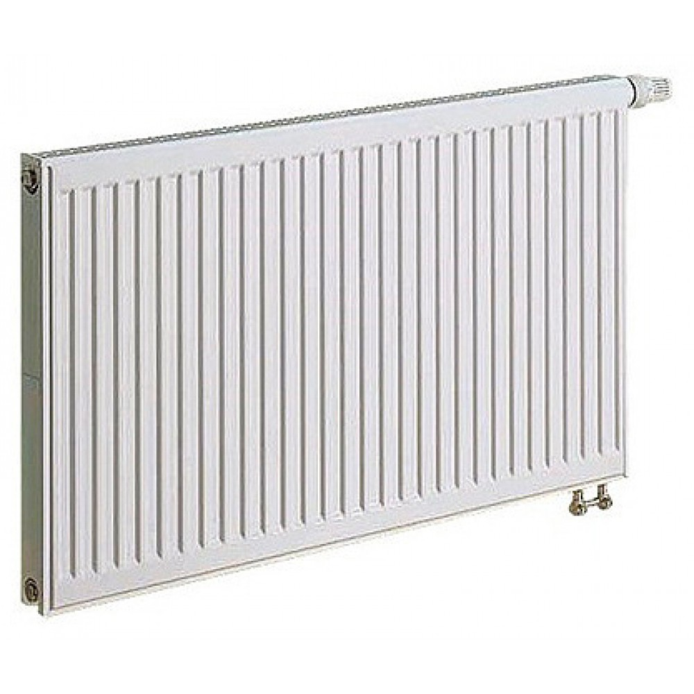 Радиатор отопления стальной панельный Elsen RHINO Ventil 33 300 800, нижнее подключение, 1614 Вт ( ДШВ(мм)800х160х800, 1614Вт, белый…