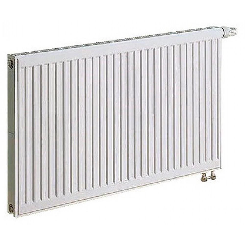 Радиатор отопления стальной панельный Elsen RHINO Ventil 22 500 500, нижнее подключение, 1060 Вт ( ДШВ(мм)500х105х500, 1060Вт, белый…