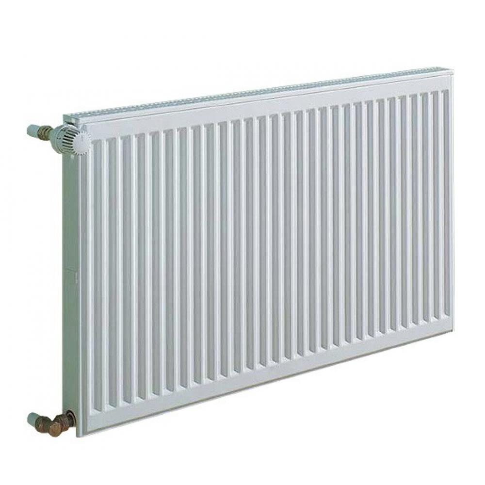Радиатор отопления стальной панельный Kermi FKO 10 400 1300, боковое подключение, 741 Вт…