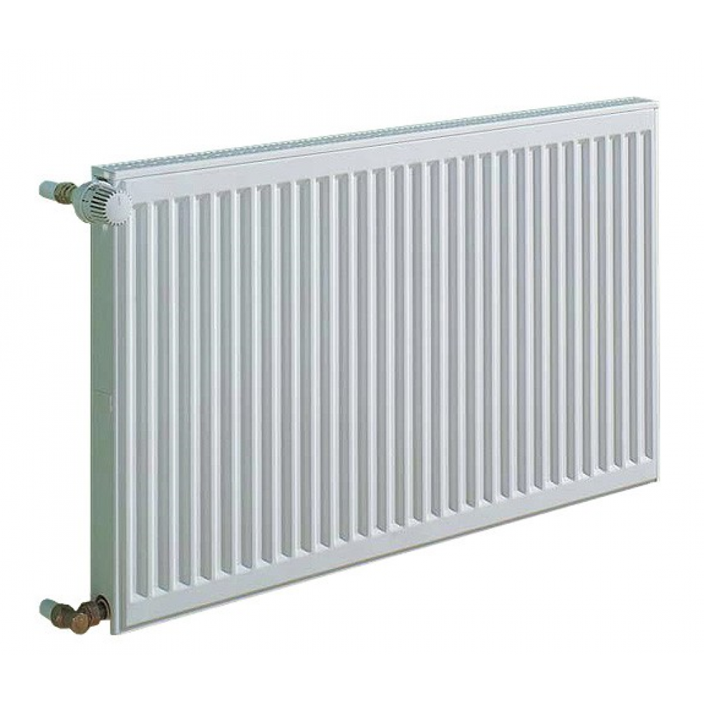Радиатор отопления стальной панельный Kermi FKO 10 300 1300, боковое подключение, 582 Вт…