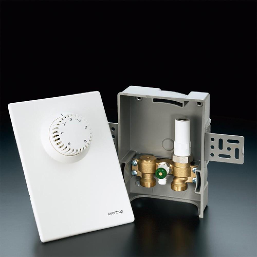 Терморегулятор Oventrop Unibox E T, хром…