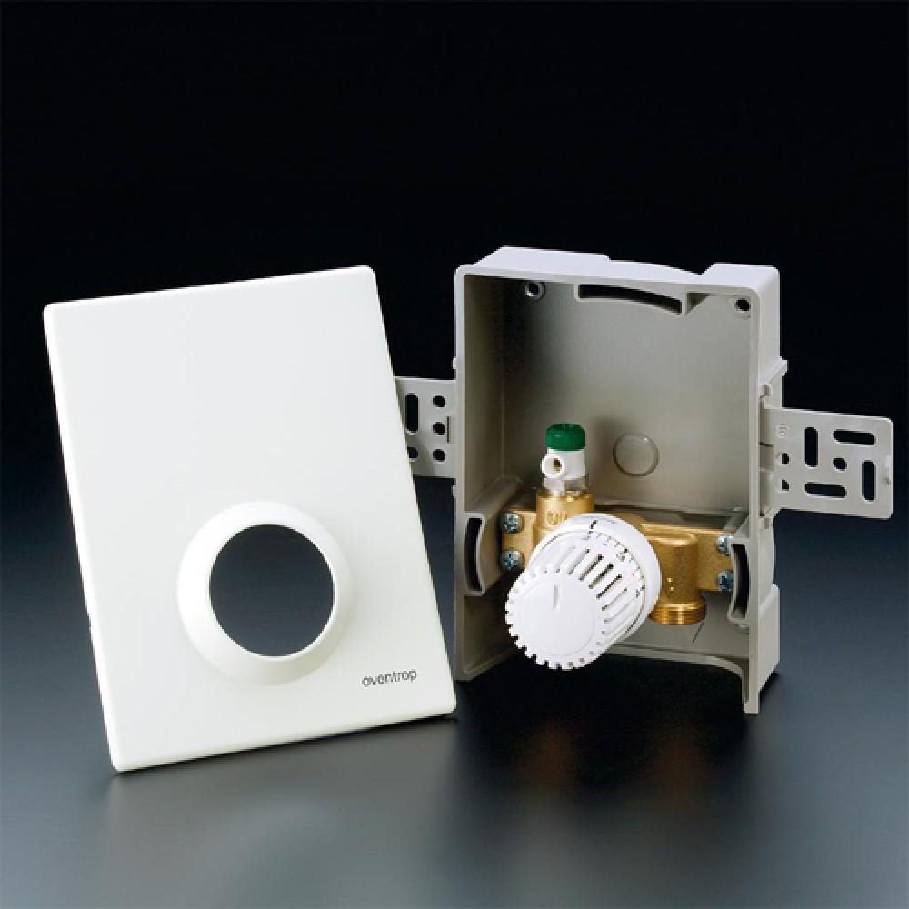 Терморегулятор Oventrop Unibox T, хром…