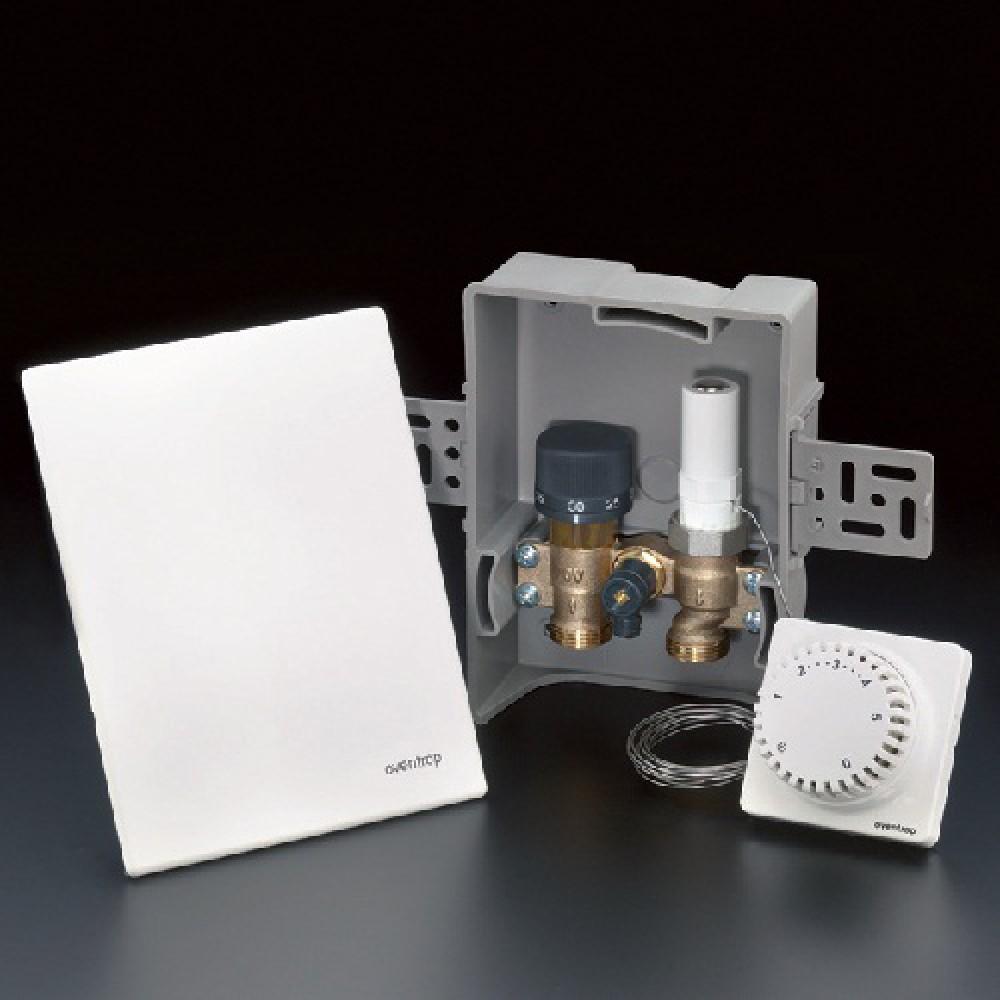 Терморегулятор Oventrop Unibox E vario, хром…