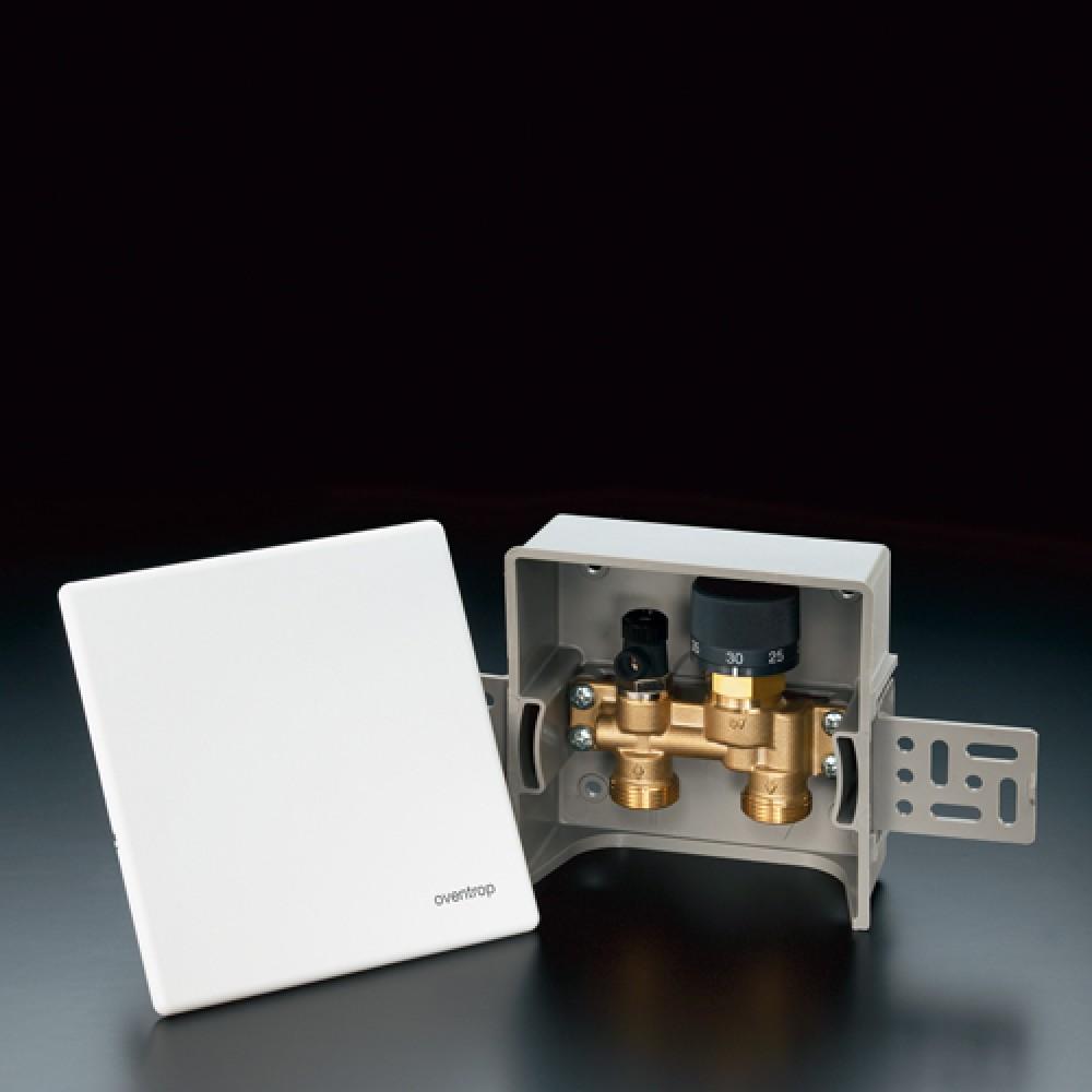 Терморегулятор Oventrop Unibox E RTL, хром…