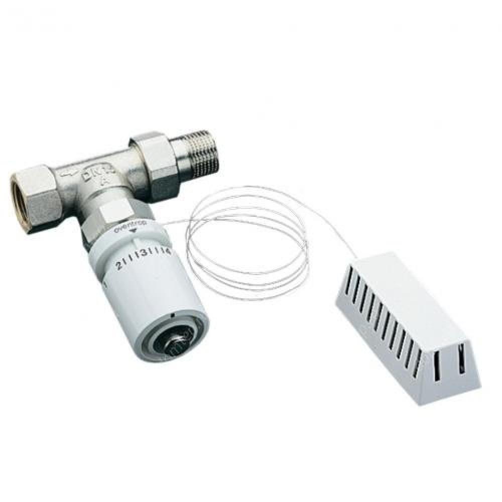 Термостат Oventrop Uni DH, дистанц датчик, капилярная трубка 2 м, 7-28 C, 0*1-5,…