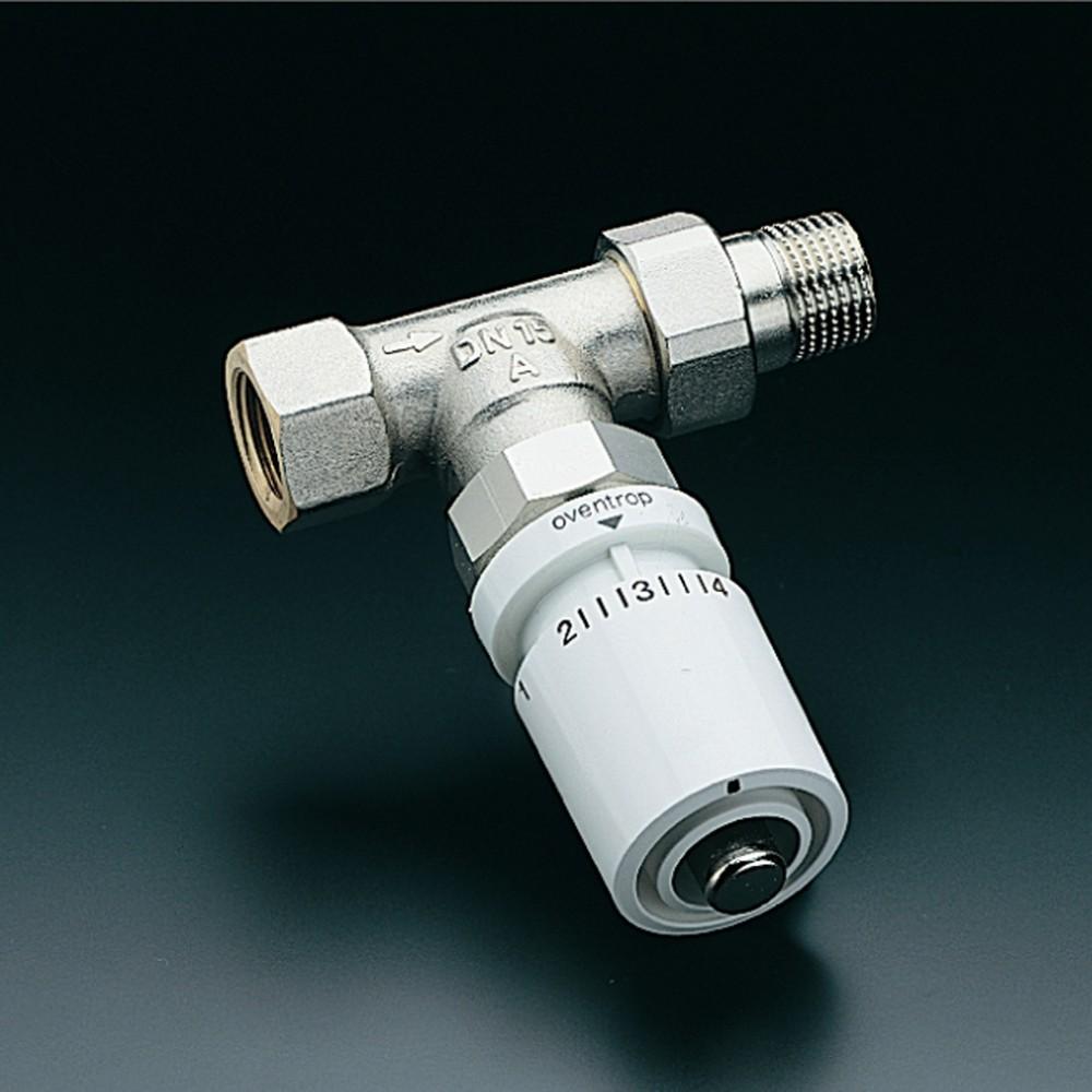 Термостат Oventrop Uni DH, 7-28 C, 0*1-5, белый…