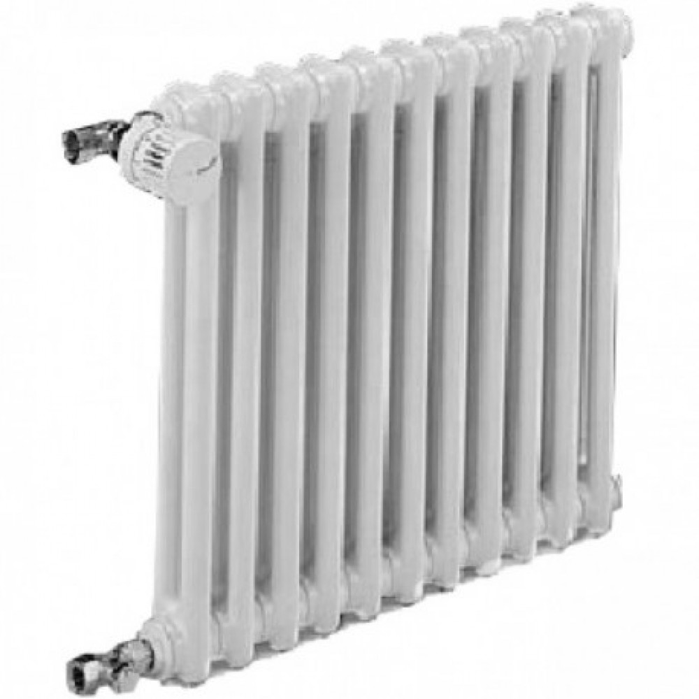 Радиатор отопления стальной двух трубчатый Arbonia 2180 14 секций, боковое подключение, 2856 Вт…