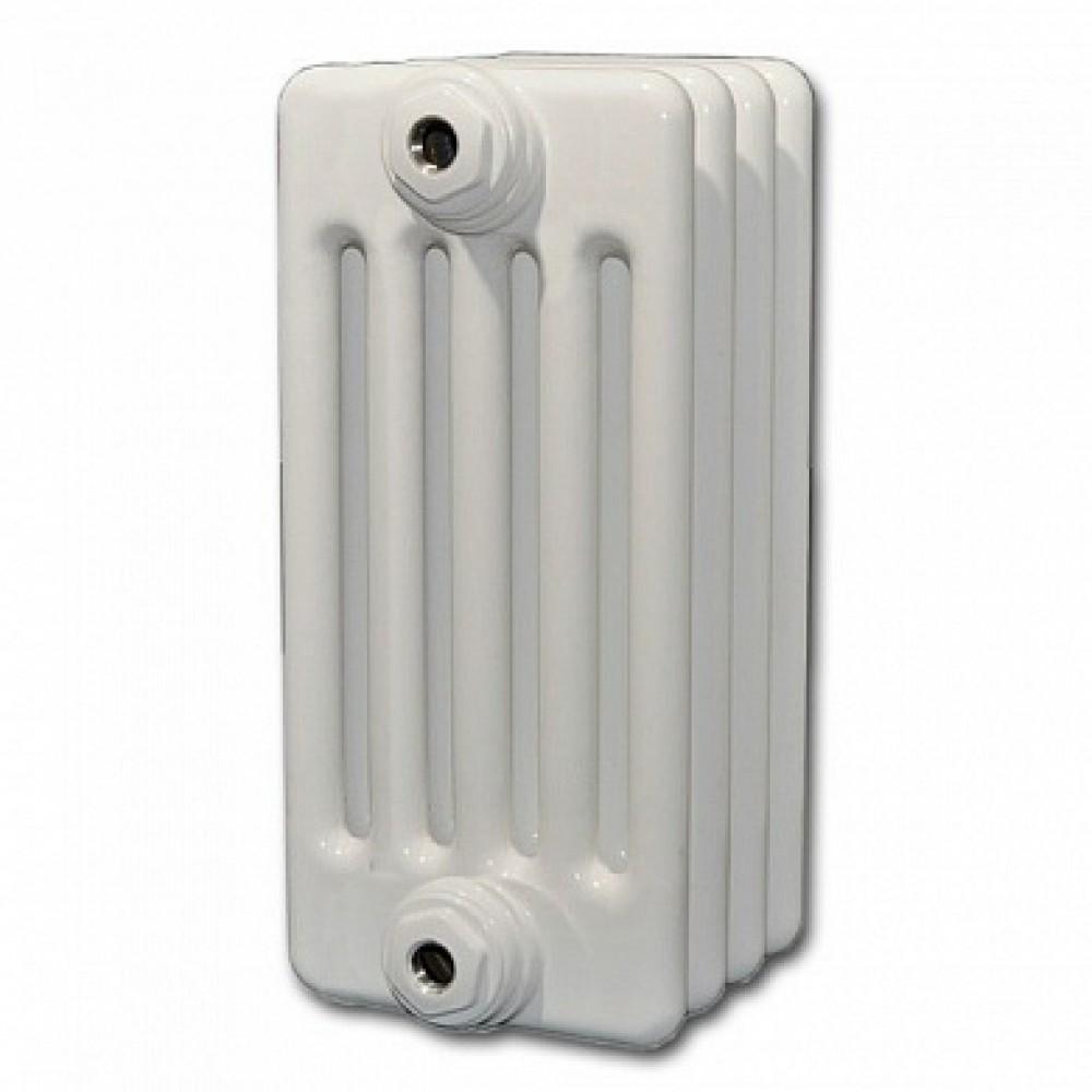 Радиатор отопления стальной пятитрубчатый Arbonia 5018 4 секции, боковое подключение, 160 Вт…