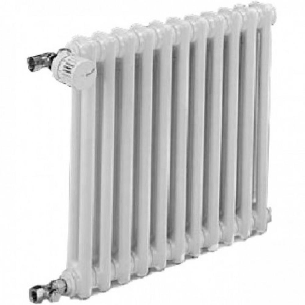 Радиатор отопления стальной двухтрубчатый Arbonia 2057 09 секций, боковое подключение, 621 Вт…