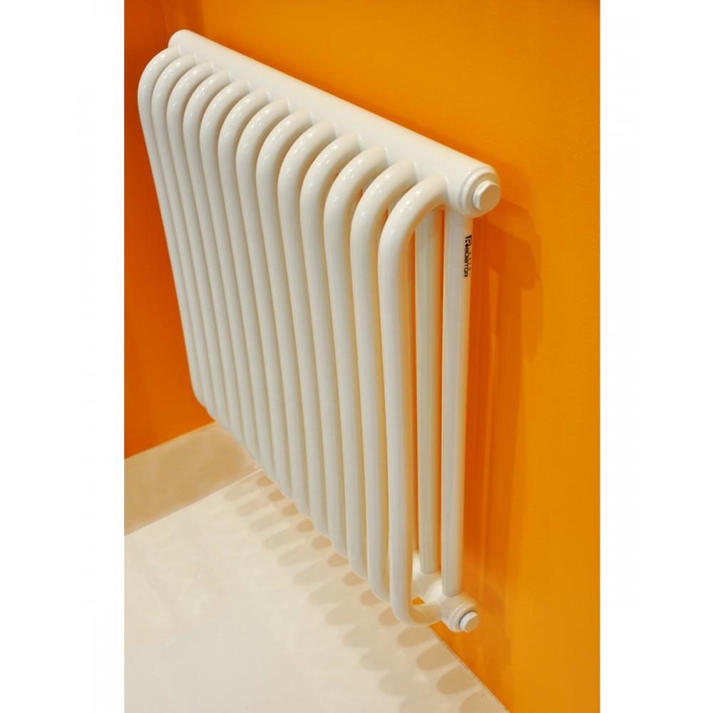Радиатор отопления стальной четырех трубчатый КЗТО РСК 15 секций, боковое подключение, 1185 Вт…