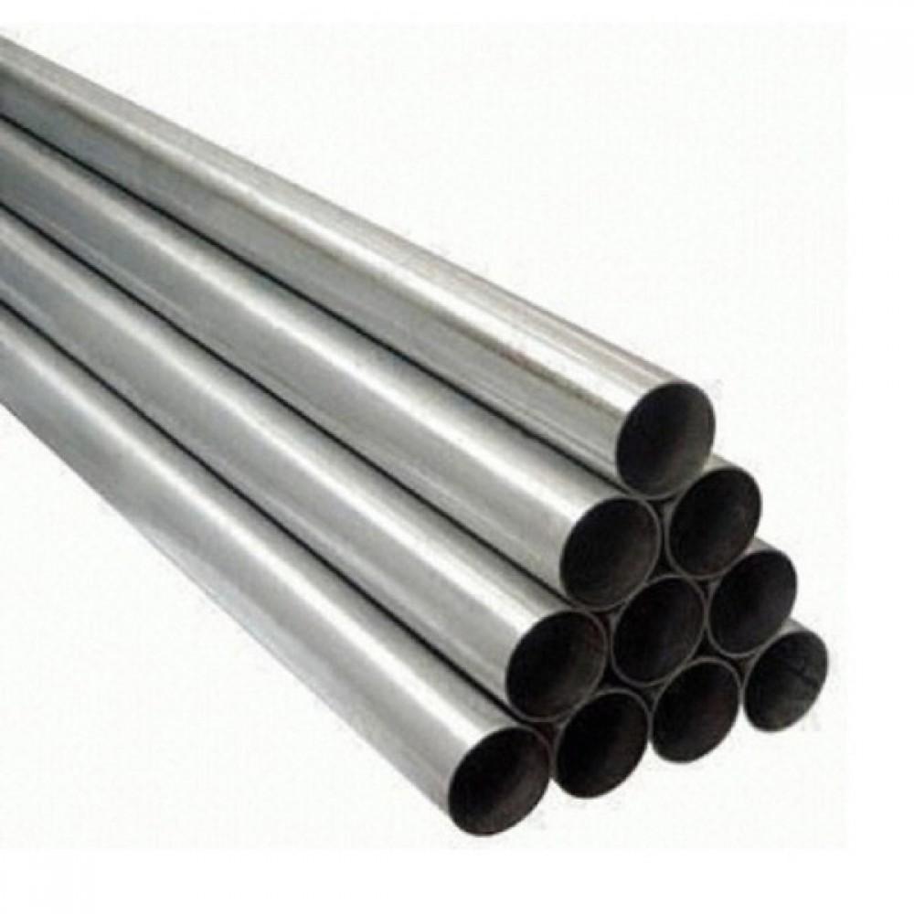 Труба водогазопроводная Ø 15х2,8 мм., сталь, Россия…