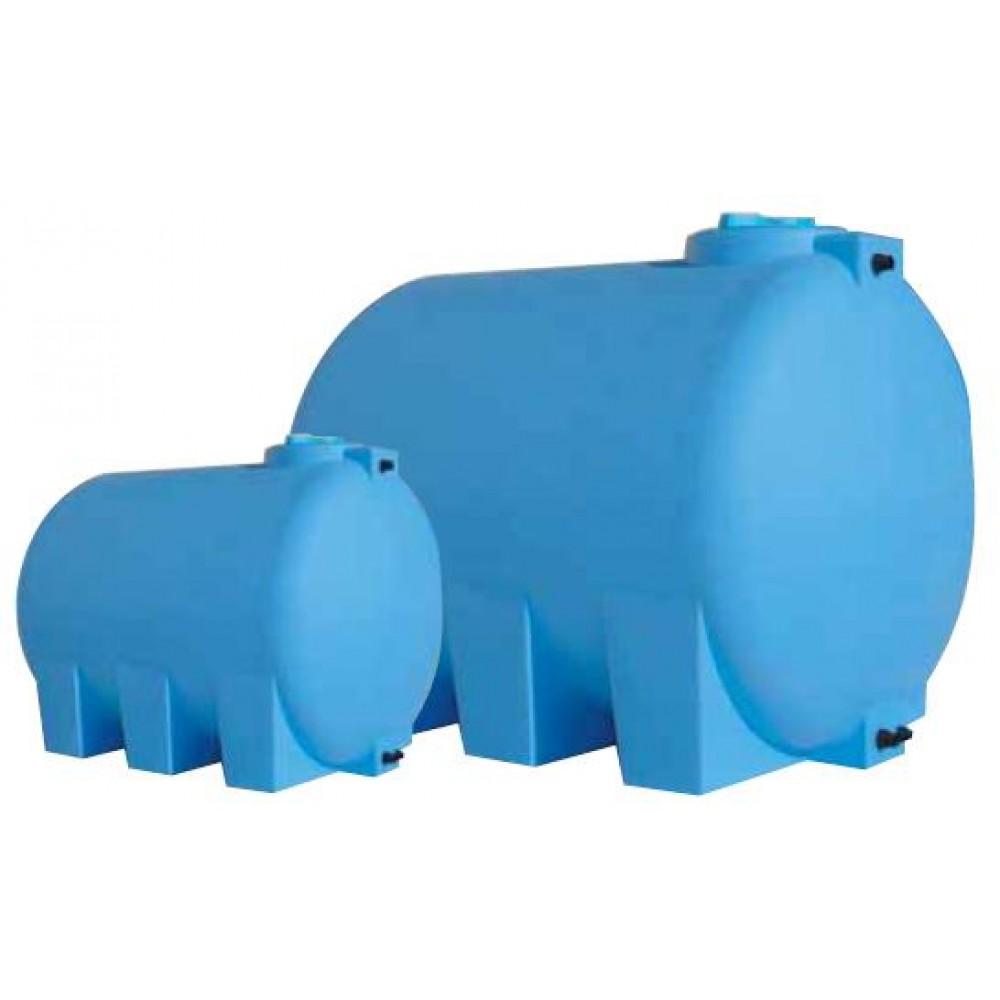 Бак для воды Aquatech АТH 1000 1000 л (Объем 1000л Ø горловины 350  длина 1700 ширина 930 высота 1020…