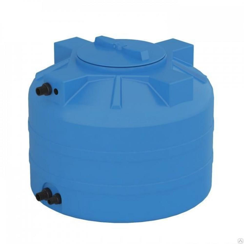 Бак для воды Aquatech АТV 2000  2000 л (Объем 2000л Ø горловины 350 Ø бака 1400   высота 1490…